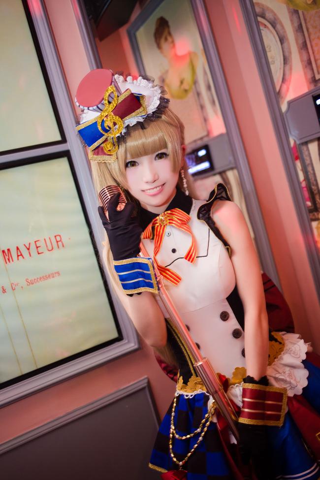 Love Live Kotori Minami Cosplay